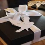 기념일 특별한 선물 포장 고급스러운 초콜릿 박스