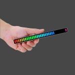 RGB 라이트 리듬 32 비트 음악 레벨 표시기
