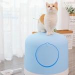 [봉봉펫닷컴] 컬러 푸딩 고양이 화장실