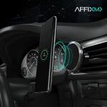 AFFIXM 나노 패드 무선충전 차량용 휴대폰 거치대