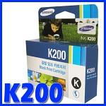 삼성 정품 INK-K200 검정 SCX-1490W/1855F/2000FW
