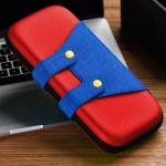 닌텐도 스위치 케이스 파우치 슈퍼마리오 가방 커버