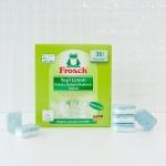 프로쉬-친환경식기세척기전용세제(그린레몬)
