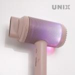 유닉스 오브제 LED 헤어 드라이기 UN-A1919 핑크