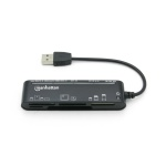 올인원 멀티 카드리더기 /USB 2.0/스틱형 LCIC199