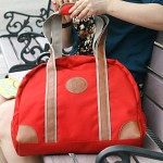 세미 트레블 백 (Semi-Travel bag)