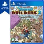 PS4 드래곤 퀘스트 빌더즈 2 한글판 초회구입특전동봉