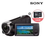 [정품e] 소니 핸디캠 HDR-CX405 캠코더 + 16GB 패키지