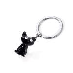 [TROIKA]  FELIX 고양이 키홀더 블랙 (KR16-22/BK)
