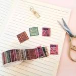 [인디고샵] 클래식 우표 마스킹 테이프