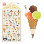 Sticker Marche - Ice Cream