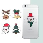 [keeep] 킵 투링 폰홀더 & 카홀더 크리스마스 시리즈
