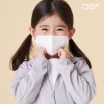 [아에르] KF80 라이트 키즈 화이트 10매