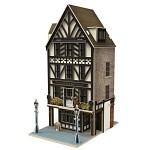 3D퍼즐 직스케이프 런던 튜더 레스토랑