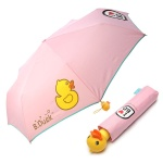 3단 수동 우산(양산겸용) _ 베이비핑크