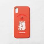 사나운 젤리곰 for card slim case (카드슬림케이스)