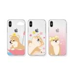 아이폰8 7 플러스 정품 에구시바 클리어 투명 케이스
