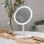 [무아스] 퓨어 메이크업 무선 LED 거울 화장조명