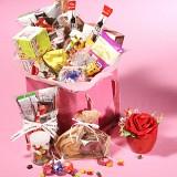 [발렌타인데이]피앙세 선물상자+온리로즈