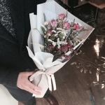 드라이플라워 주문제작 꽃다발 선물