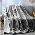 럭스 양면 담요이불(그레이) (150x200cm)