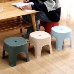 라운드 간이 의자