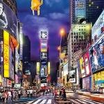 [DIY 명화]Q4029뉴욕타임스퀘어 size40*50cm