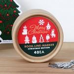 북라인마커 세트(크리스마스 스페셜에디션)