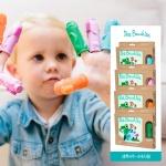유아 아기 칫솔 스토리북SET_디자인선택