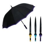 배색장우산 심플우산 무지 남여우산 여름 장마 성인