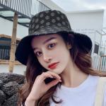 자외선 차단 연예인 얼굴소멸 벙거지 양면 선캡 모자