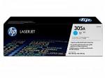 HP TONER CE411A(NO.305A) / Cyan / Color Laserjet M351/M451 / 2,600P