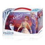 디즈니 겨울왕국2 엘사&안나 100피스 직소퍼즐