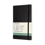 몰스킨 2020위클리/블랙 소프트 L
