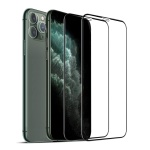 아이폰 11 PRO 풀커버 강화유리 액정보호필름 2매+카