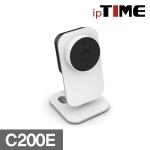 (아이피타임) ipTIME C200E 실내용 IP카메라 홈캠