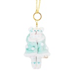 크래프트홀릭 Fluffy SLOTH KEY RING