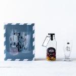 살룻 장미주 담금주키트 '이꽃잎, 너한입' 특별기획 선물세트 (500ml 미니 담금주 키트 1구 + 잔 1구)