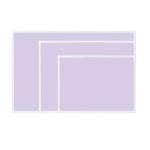 [두문] 더슬림자석보드 바이올렛 345x275mm