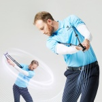 [위너스피릿] 미라클 303 골프 스윙 연습 자세교정기