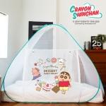 짱구 아기 대형 침대 원터치 모기장 텐트 CSM-N01