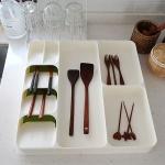 싱크대 서랍 수저정리함 2color