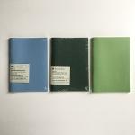 세미콜론 컬러 노트북 A6 LINE