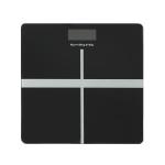 크로스 사각 디지털 체중계(블랙)