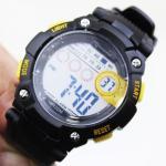 포포팬시 라이트 디지털 손목시계