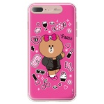 iPhone7 8/7 8 Plus LINE FRIENDS CHOCO SWEET