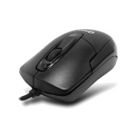 QSENN 고감도 옵티컬 마우스 GP-M3100 (1000DPI / 슬라이딩패드)