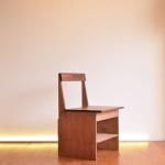 [리우목공방] ANGLE CHAIR 15 의자