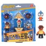 오로라월드 런닝맨 피규어세트3 쿠가포포세트 장난감