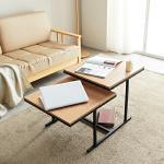과외 테이블 거실 소파 럭스 2단 노트북 공부책상